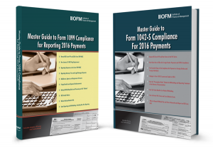 1099 and 1042-S Compliance Reference Guide